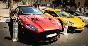 Voitures de Luxe - Monaco